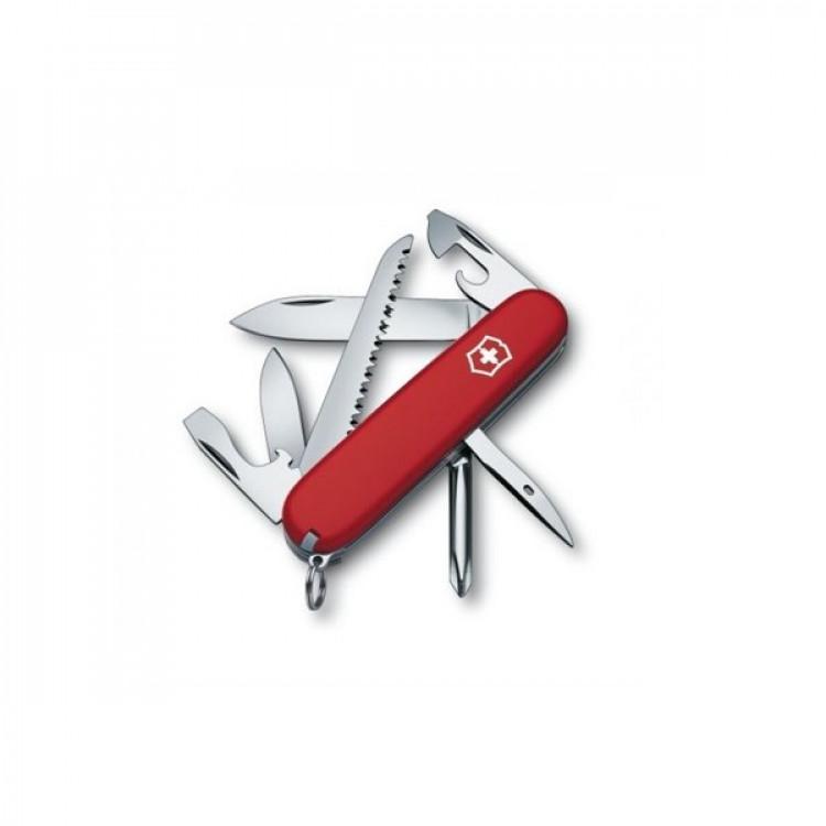 canivete-victorinox-hiker-13-funções-vermelho