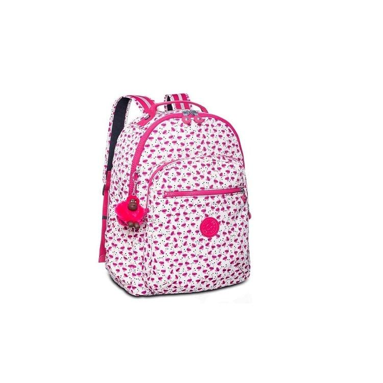 mochila-escolar-kipling-seoul-up-rosa