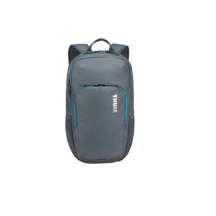 mocila-thule-achiever-backpack-24l-azul-marinho-detalhe-frontal