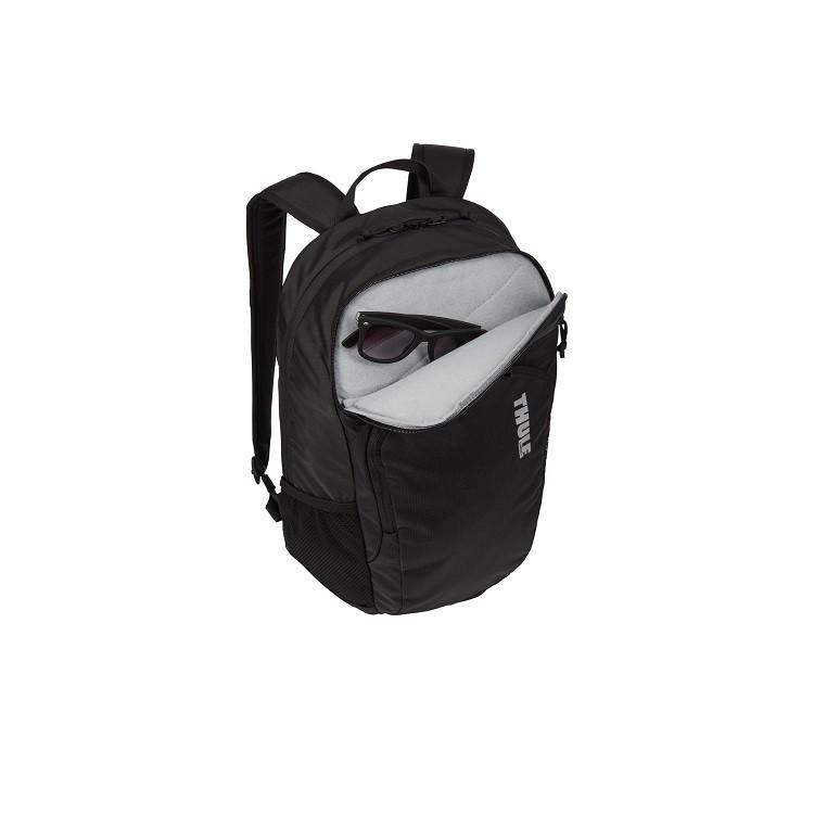mocila-thule-achiever-backpack-24l-azul-marinho-detalhe-bolso-óculos