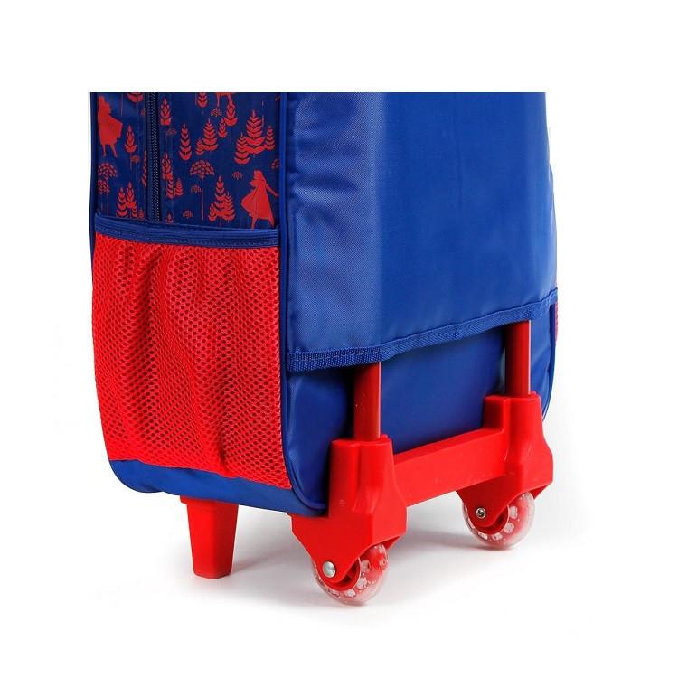 mochila-dermiwil-frozen-com-rodas-azul-detalhe