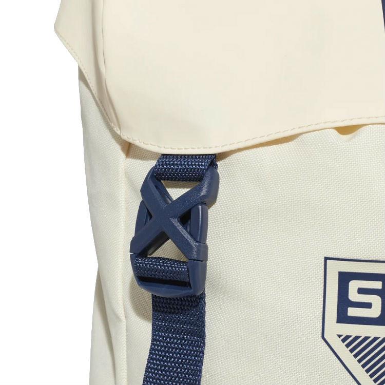 mochila-adidas-são-paulo-branca-detalhe-fecho