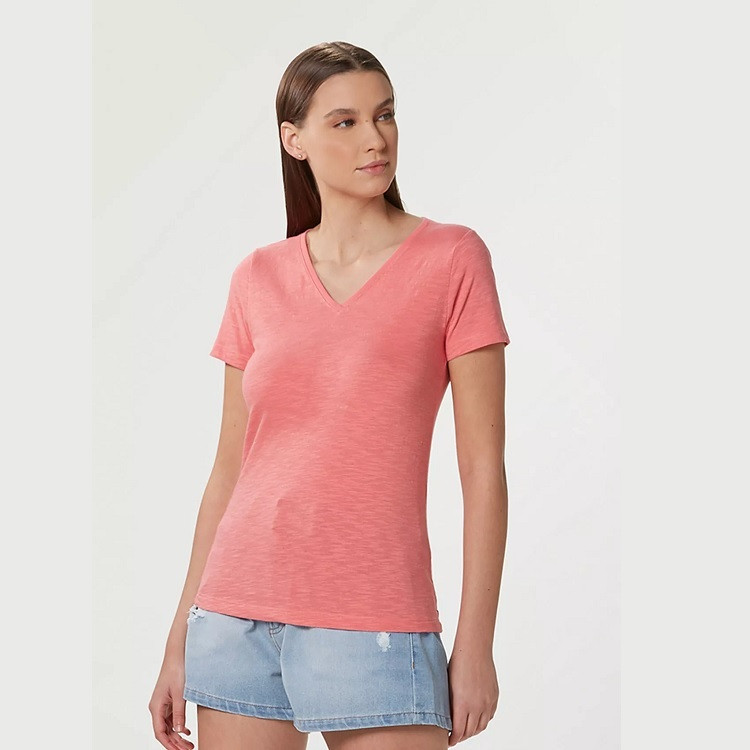 blusa-hering-feminina-básica-decote-v-flamê-xg-rosa