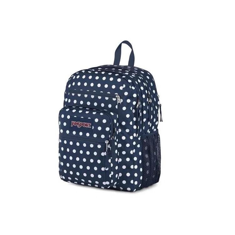 mochila-jansport-big-student-dark-denin-polka-dot-lateral