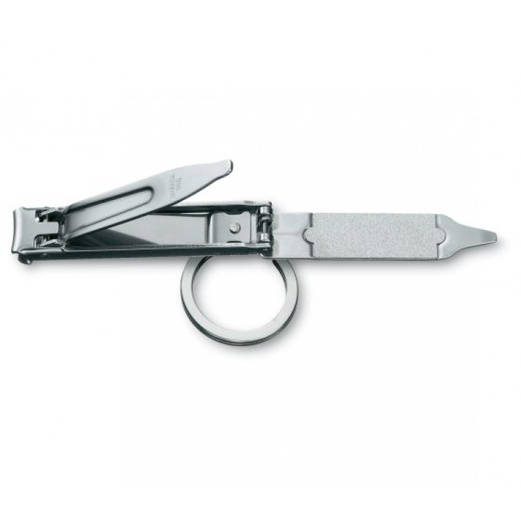 cortador-de-unha-victorinox-com-argola-8.2055.C-prata-aberto