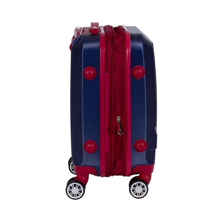 mala-travelux-arosa-tamanho-m-azul-escuro-detalhe-expansor-e-pés-de-apoio