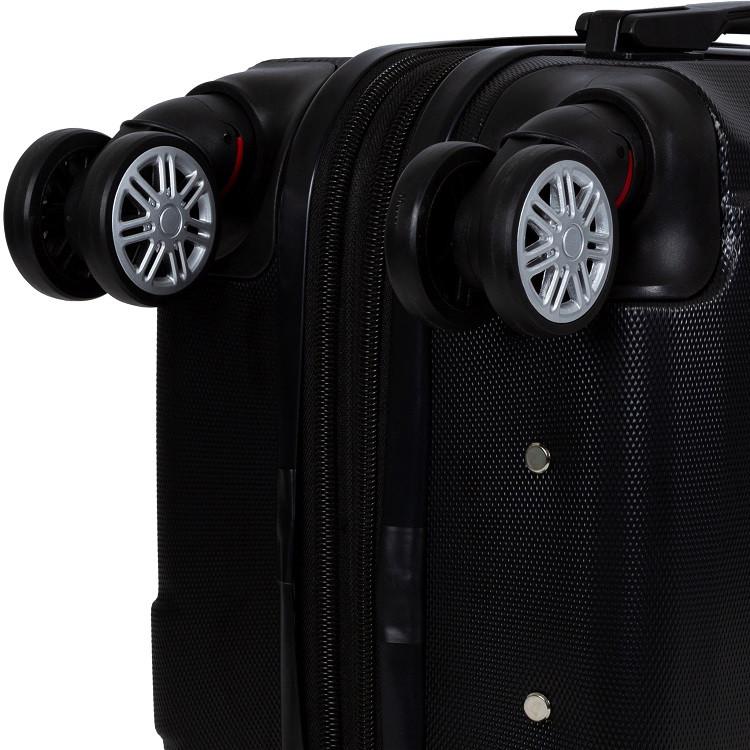 mala-travelux-arosa-tamanho-m-preta-detalhe-rodas