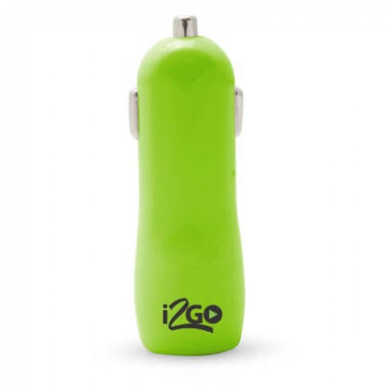 carregador-i2go-veicular-2-usb-basic-verde