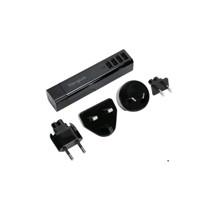 carregador-universal-targus-usb-preto-detalhe-adaptadores
