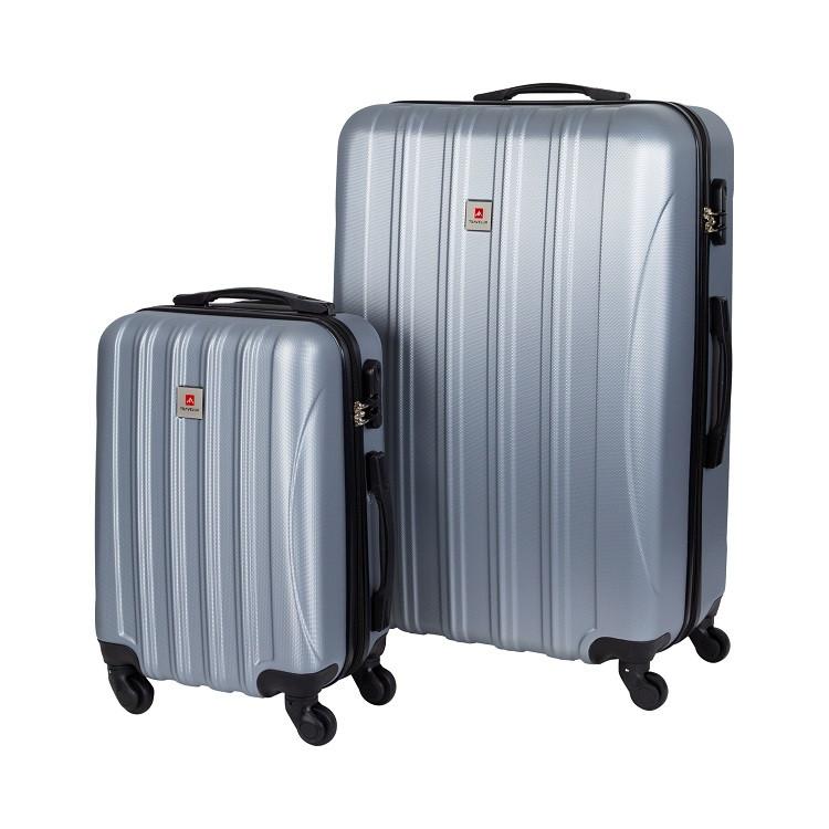 conjunto-de-malas-travelux-baden-com-duas-peças-p-e-g-prata