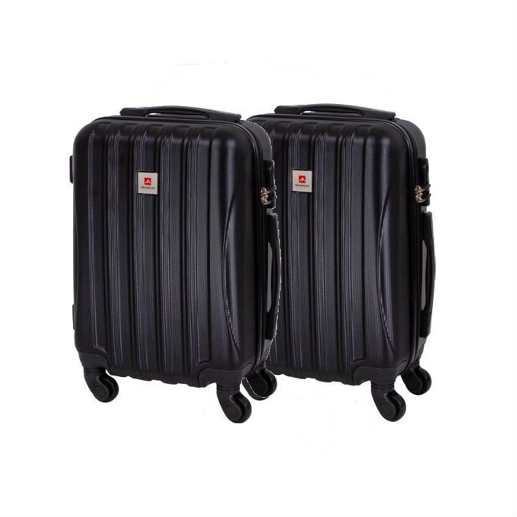 kit-mala-de-bordo-travelux-baden-duas-peças-preta
