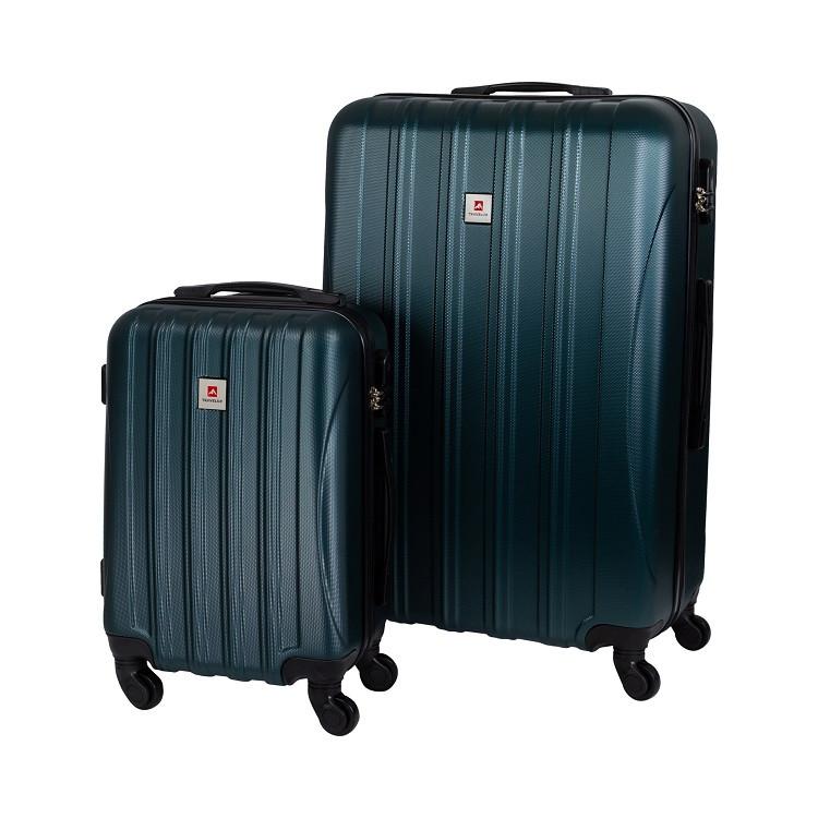 conjunto-de-malas-travelux-baden-com-duas-peças-p-e-g-verde