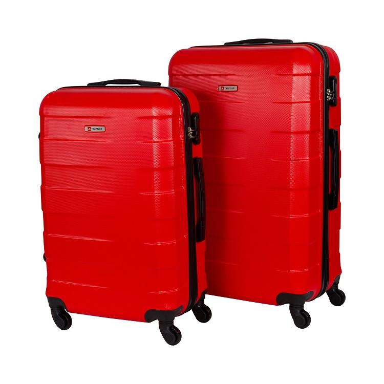 conjunto-de-malas-travelux-basel-com-duas-peças-m-e-g-vermelha