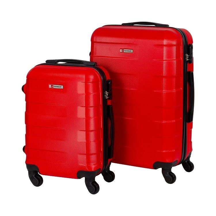 conjunto-de-malas-travelux-basel-com-duas-peças-p-e-m-vermelha