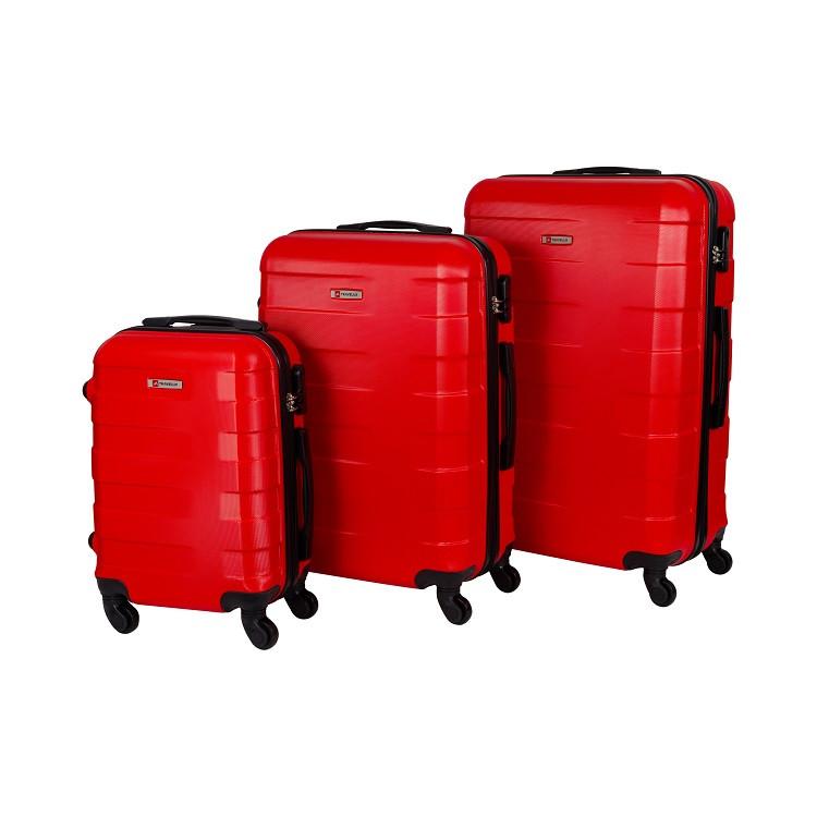 conjunto-de-malas-travelux-basel-vermelho