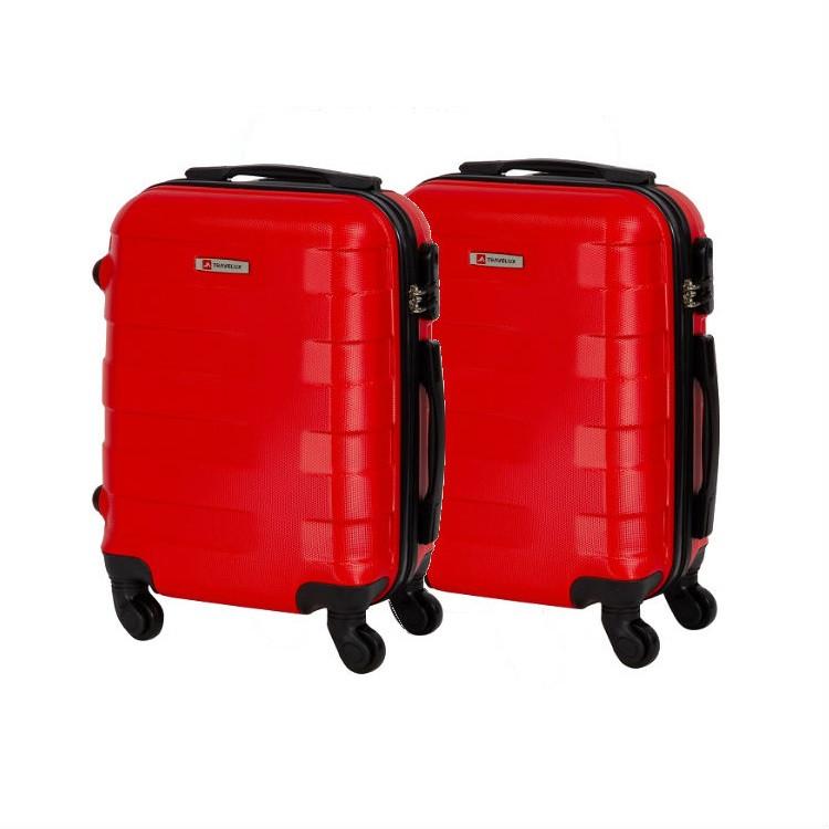 kit-mala-de-bordo-travelux-basel-duas-peças-vermelha