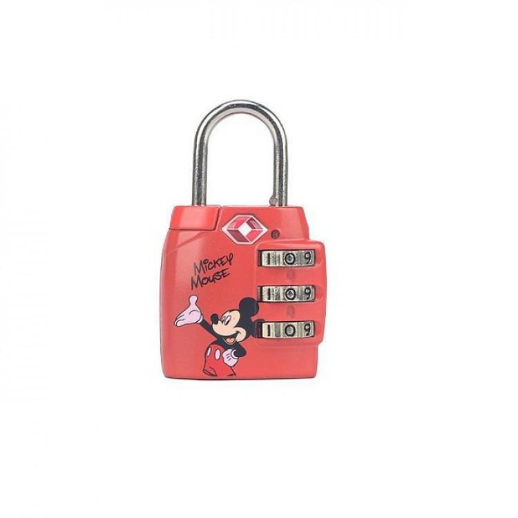 cadeado-disney-mickey-mouse-TSA-com-segredo-vermelho