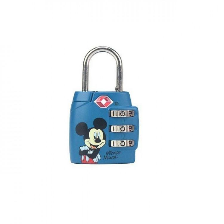 cadeado-disney-mickey-mouse-TSA-com-segredo-azul