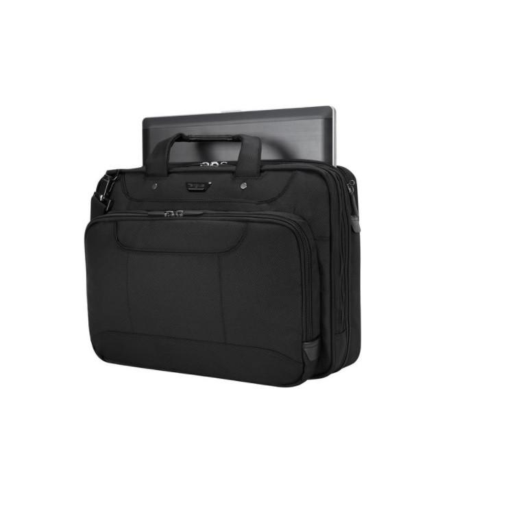 pasta-executiva-targus-corporate-traveler-preta-detalhe-compartimento-notebook
