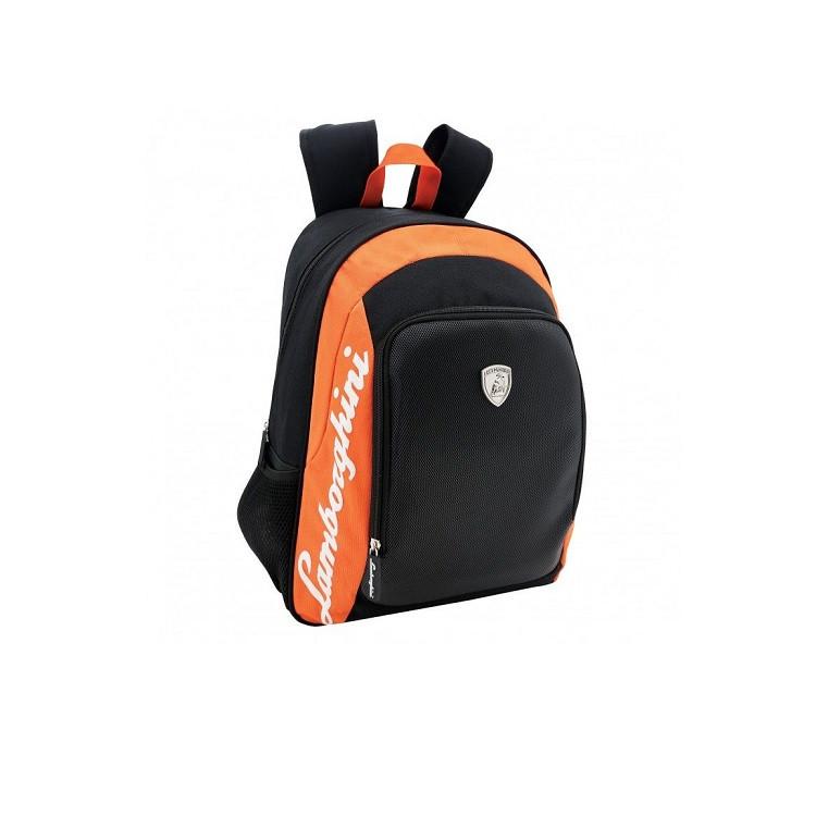 mochila-lamborghini-prospeed-orange-preta-e-laranja