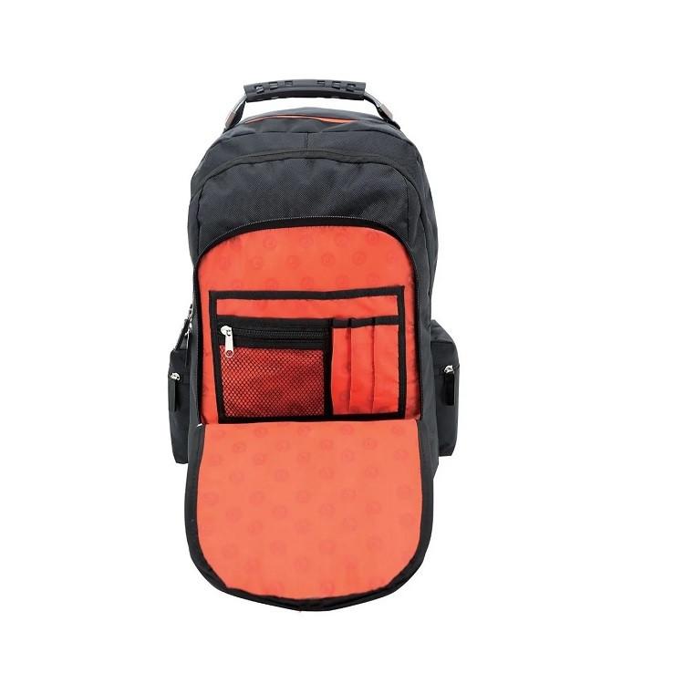 mochila-lamborghini-para-notebook-topspeed-orange-preta-e-cinza-bolsos-organizadores