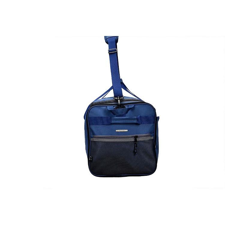 sacola-dobrável-santino-lisboa-com-rodas-azul-marinho-detalhe-lateral
