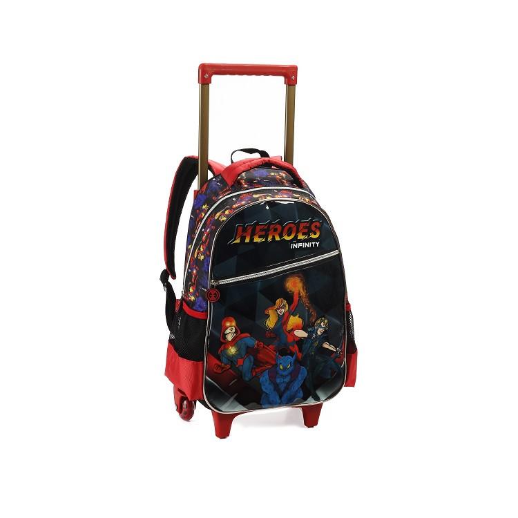 mochila-heroes-infinity-com-rodas-preta