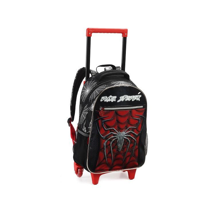 mochila-homem-aranha-com-rodas-preta