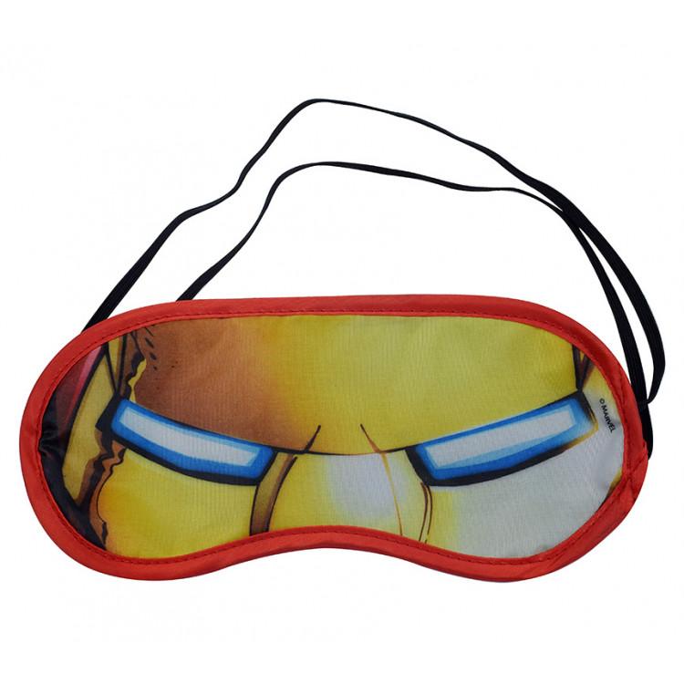 máscara-de-dormir-disney-avengers-vermelha