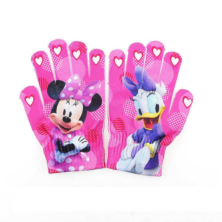 luva-de-lã-disney-minnie-mouse-rosa