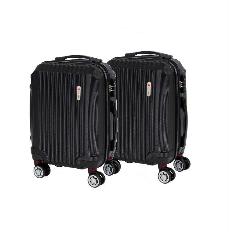 kit-de-mala-de-bordo-travelux-engelberg-duas-peças-preta