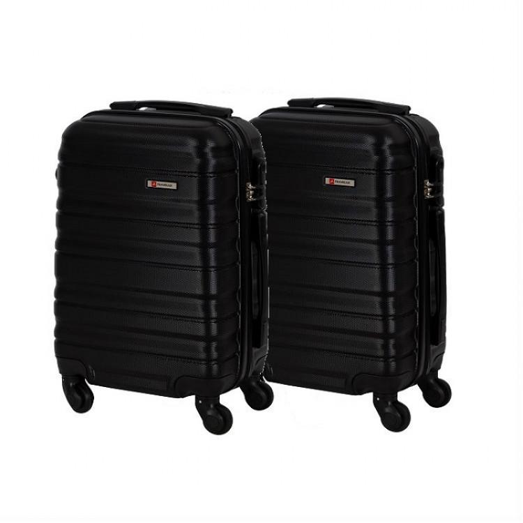 kit-mala-de-bordo-travelux-geneva-duas-peças-preta