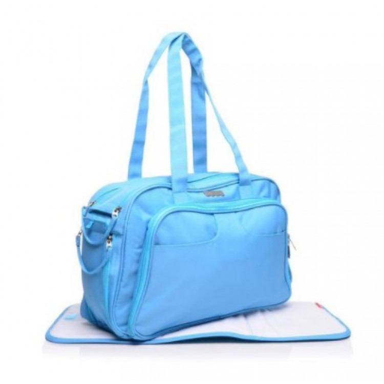 bolsa-fisher-price-diaper-bag-day-&-travel-azul-detalhe