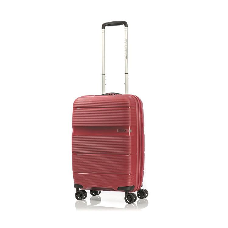 mala-american-tourister-by-samsonite-linex-tamanho-p-vermelha-carrinho