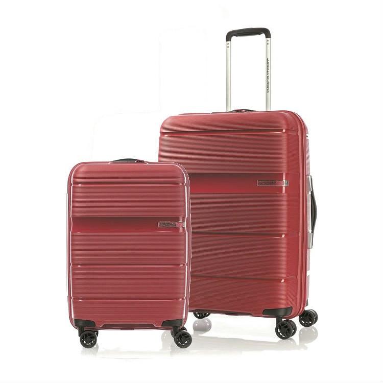 conjunto-de-malas-american-tourister-by-samsonite-linex-com-duas-peças-p-e-m-vermelho