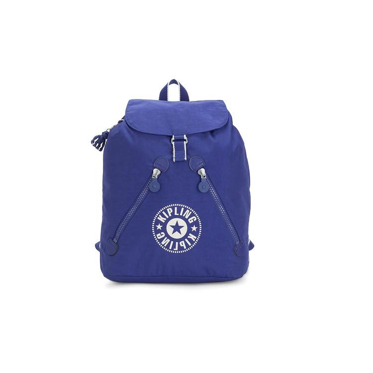 mochila-kipling-fundamental-azul