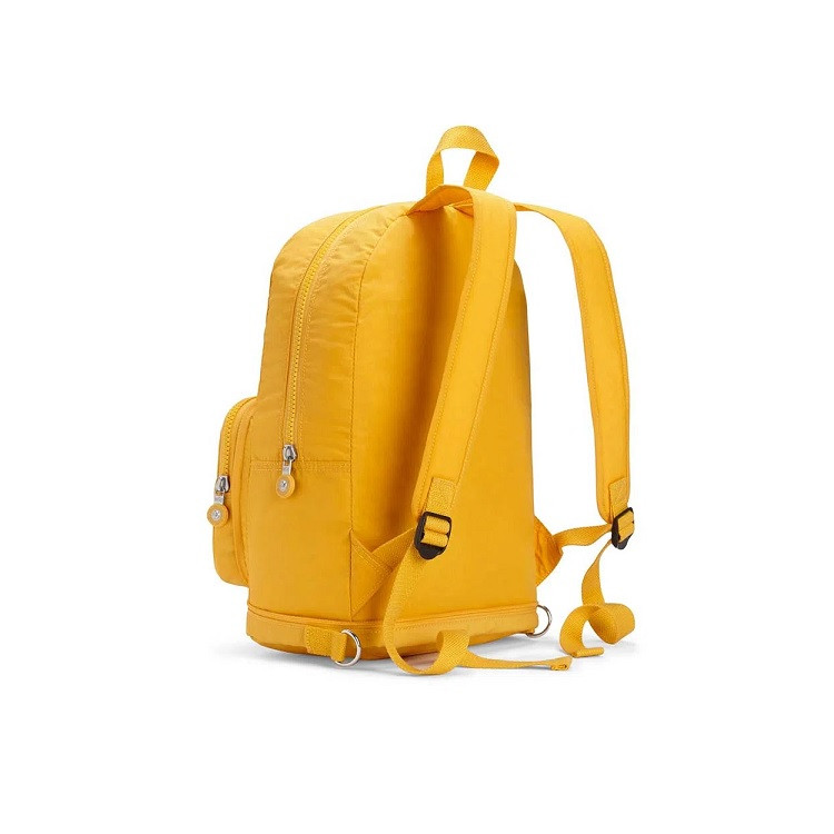 mochila-de-passeio-kipling-classic-niman-fold-amarela-detalhe-traseira