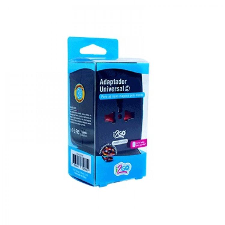 adaptador-de-tomada-i2GO-universal-preto-detalhe-embalagem