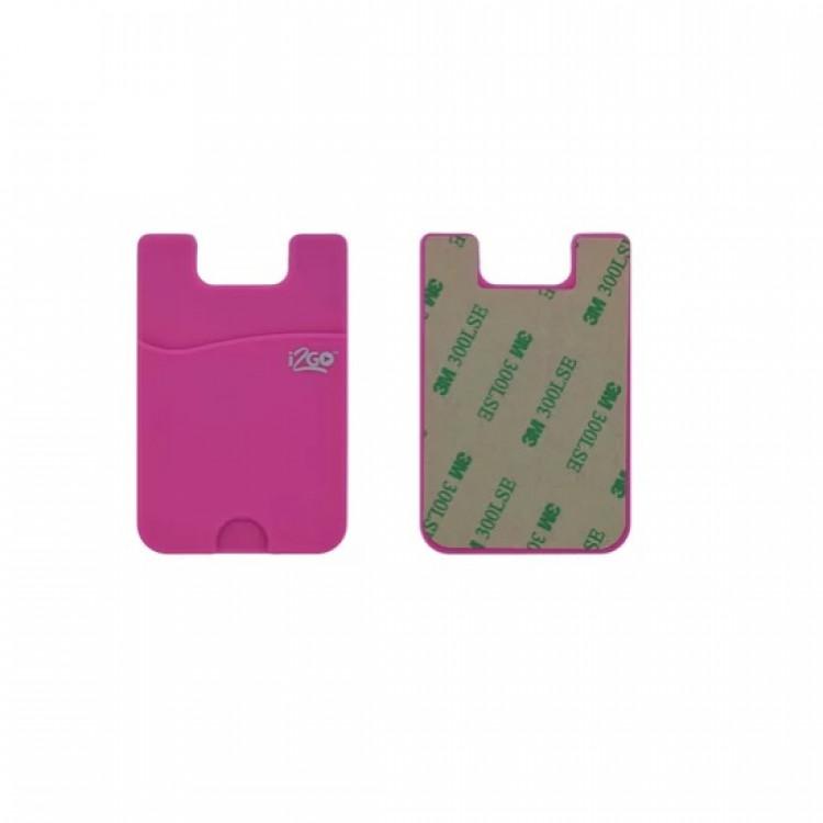 porta-cartão-smart-pocket-i2go-rosa