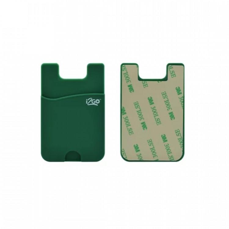 porta-cartão-smart-pocket-i2go-verde
