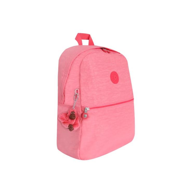 mochila-kipling-emery-rosa-claro-detalhe-lateral