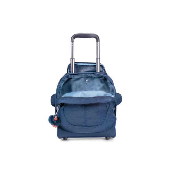 mochila-com-rodinhas-kipling-nusi-shasta-azul-marinho-aberta