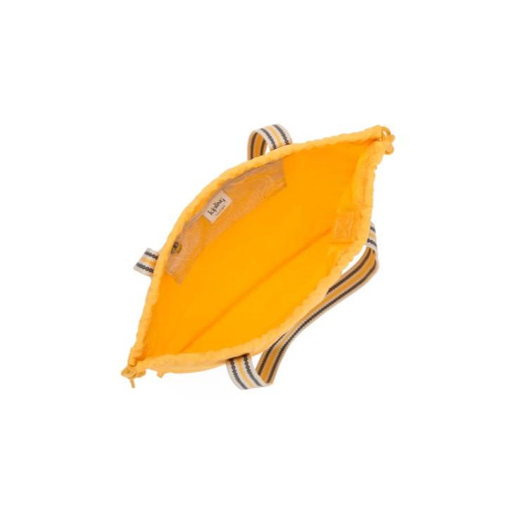 bolsa-kipling-new-hiphurray-amarela-aberta