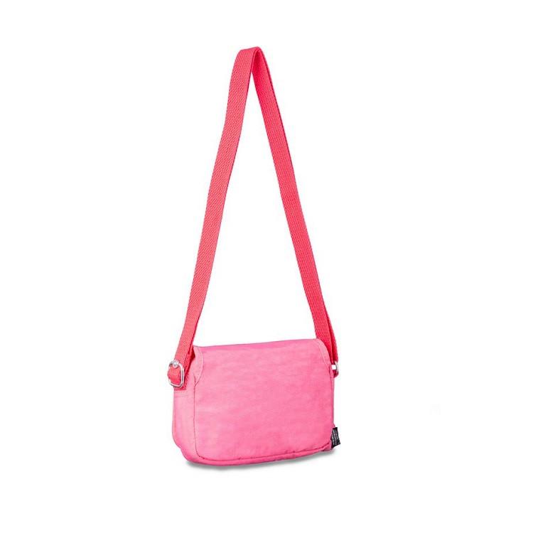 bolsa-transversal-kipling-ikene-rosa-claro-traseira