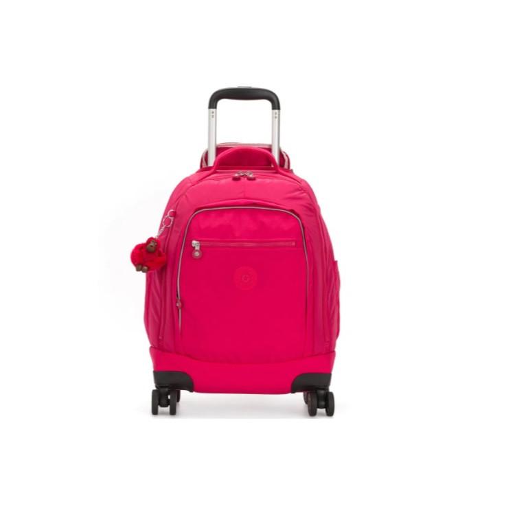 mochila-com-rodinhas-kipling-zea-pink