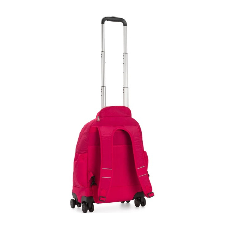 mochila-com-rodinhas-kipling-zea-pink-detalhe-traseira