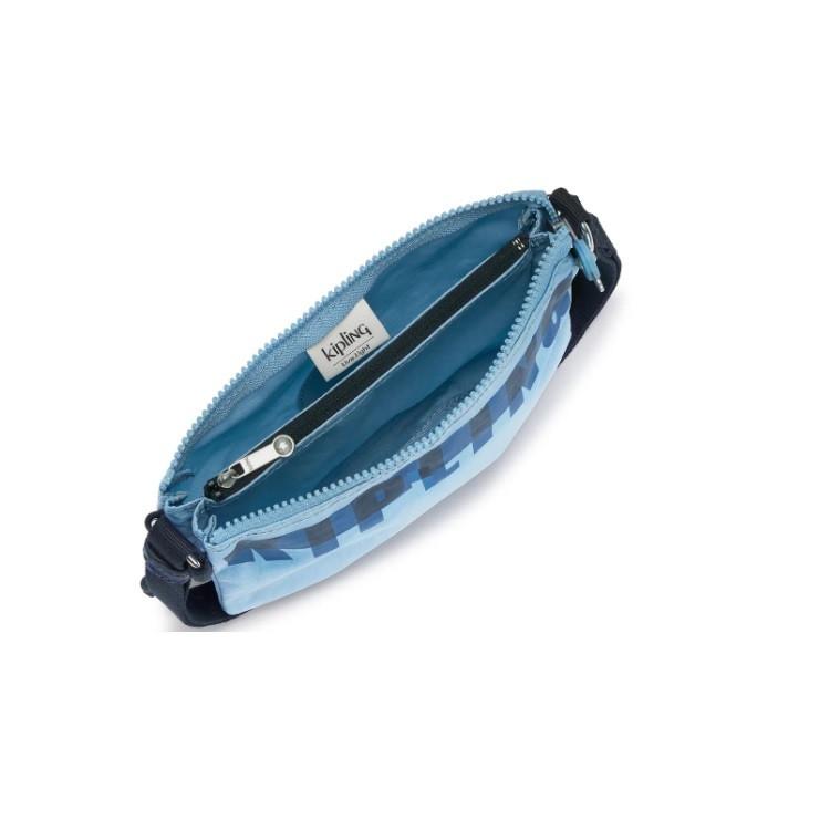 bolsa-transversal-kipling-creativity-xb-azul-claro-aberta