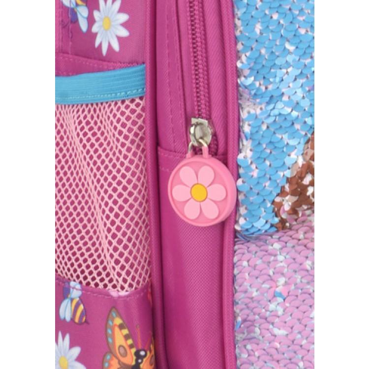 mochila-polo-king-masha-e-o-urso-rosa-detalhe-puxadores