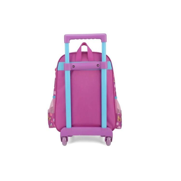 mochila-polo-king-masha-e-o-urso-com-rodas-rosa-detalhe-traseira