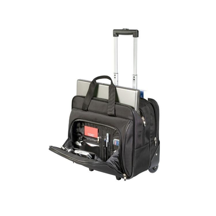 maleta-targus-para-notebook-com-rodas-rolling-preta-detalhe-aberta